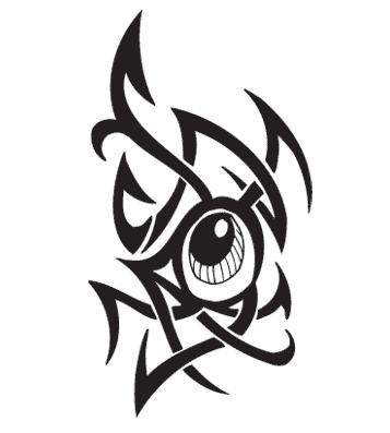 Переводной глаз