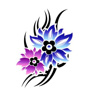 Цветок трайбл