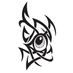 Переводной глаз «Трайбл»