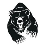 Переводной медведь