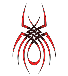 Кельтский паук