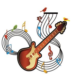 Переводная гитара