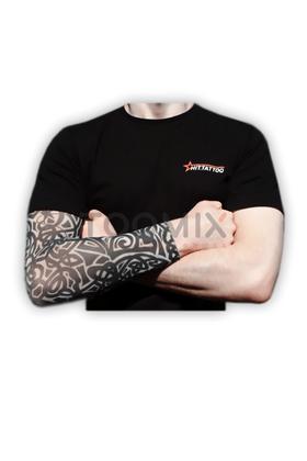 Кельтский рукав тату
