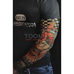 Рукав татуировка «Ride»