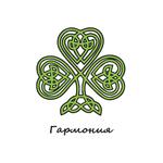 Временная тату «Кельтский клевер»