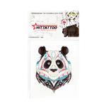 Переводная татуировка «Панда»