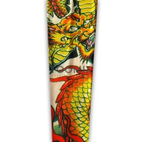 Тату рукав «Японский дракон»