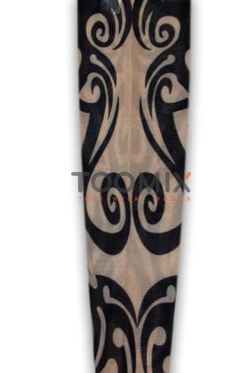 Рукав татуировка полинезия